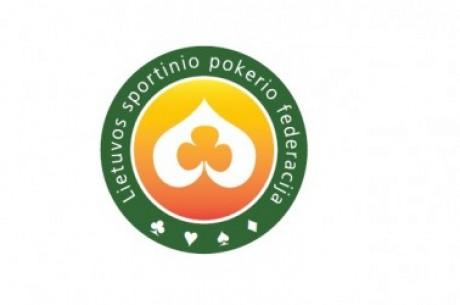 Lietuvos sportinio pokerio federacija pristato naują generalinį sekretorių