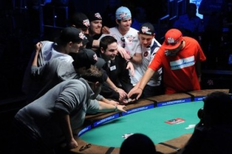 The World Series of Poker Main Event Final Table Starts Today