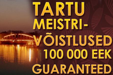 Olympic Online korraldab Tartu meistrivõistlused pokkeris