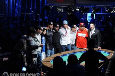 Vídeos PokerNews: November Nine 2010