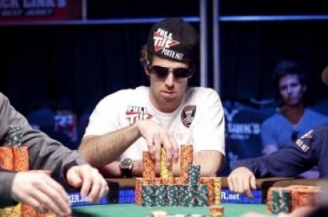 2010 WSOP lapričio devintukas: Johnas Raceneris