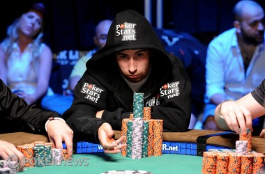 2010 World Series of Poker: Jonathan Duhamel Monster Chip Leader Going into Heads Up Play