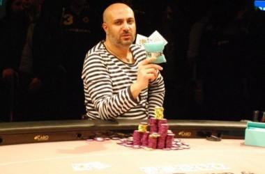 Sam El Sayed nyerte a WPT Amneville-t