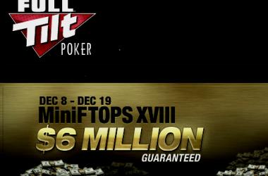 Full Tilt Poker MiniFTOPS може да ви сгрее през декември