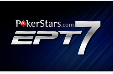 EPT 7 - Kvalifisering og satellitter til EPT Barcelona 21-28. november  er i gang