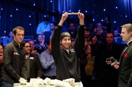 PokerStars spilleren Jonathan Duhamel ny verdensmester i poker