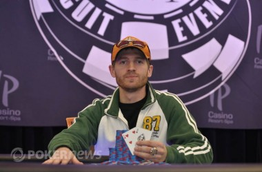 World Series of Poker Circuit Biloxi Day 3: Lutes Wins Main Event!