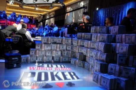 El primer premio de las World Series of Poker 2010: ¿qué son 8,9 millones de dólares...
