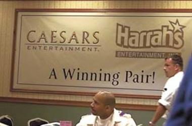 Harrah's Entertainment се преименува официално на Caesars...