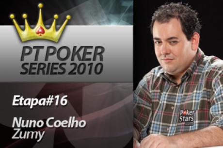 Team PokerStars Pro Nuno zumy Coelho Vence Etapa 16 PT Poker Series