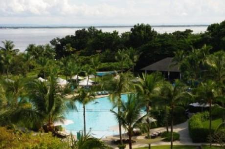 Lietuvaičiai linksminasi Cebu