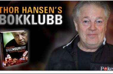 Vinn penger og Thor Hansens nye bok - kun hos PokerStars