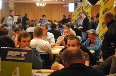 RPT Kyiv Main Event Dzień 1: Na prowadzeniu Arkady Sinopianc oraz Aleksandr Rybin