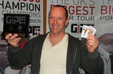 David Johnson Wins GUKPT Blackpool