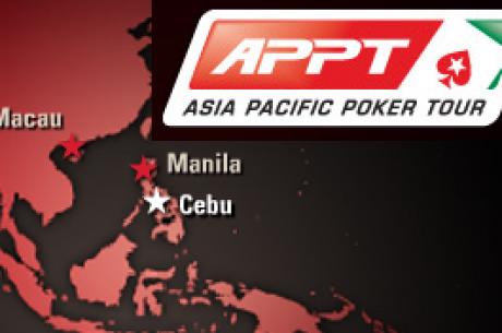 막바지로 향하고 있는 APPT Cebu