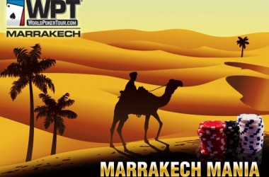 World Poker Tour och WPT Marrakech laddar för ett namntungt startfält