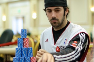 Jason Mercier och Michael Binger spelar final i NAPT Los Angeles