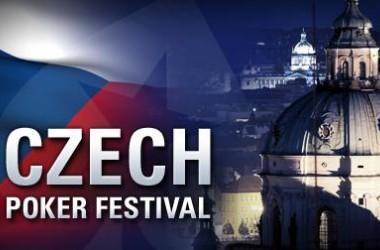 Zítra startuje Český Pokerový Festival