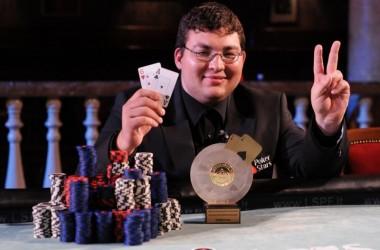 Pokerio TV: Naujausias Deivydo Bazaravičiaus interviu