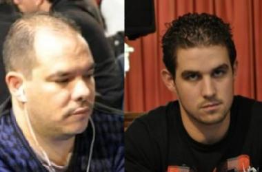 Etapa #11 de la Liga 888.com Poker La Toja, David Mirazo y Paulo Vieira, líderes de los días...