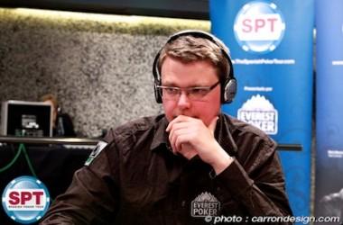 SPT Barcelona - Sigurd ute på en 13.plass