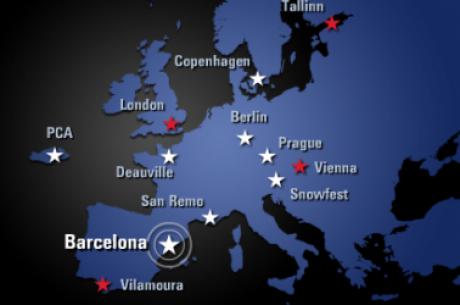 Startuje EPT Barcelona