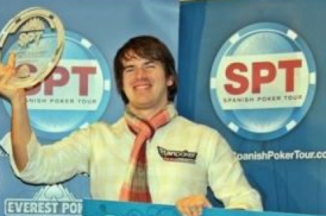 Gran Final del Spanish Poker Tour 2010: Marvin Rettenmaier, ganador; Julio Doce...