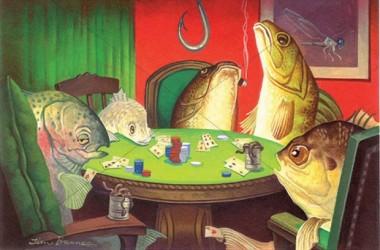 Задръжте рибата на своята маса