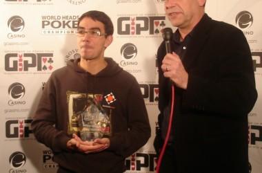 Nik Persaud Wins World Heads Up Poker Championships