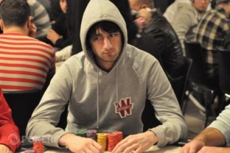 PokerStars.com EPT Barcelona Den 1a: Loic Sa chipleaderem