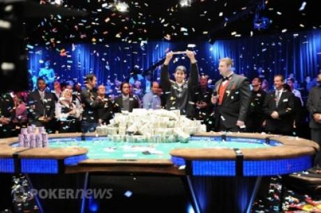Мировaя Серия Покера 2010: Разговор с  Чемпионом Джонатаном Дюамелем Часть 1
