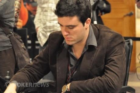 PokerStars.com EPT Barcelona Den 1b: Do dalšího dne vstupuje Luis Rufas jako chipleader