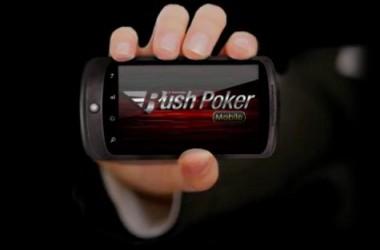 Zahrajte si Rush Poker na mobilu
