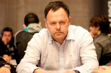 PokerStars EPT Barcelona: Naalden bovenaan, De Visscher de bubble