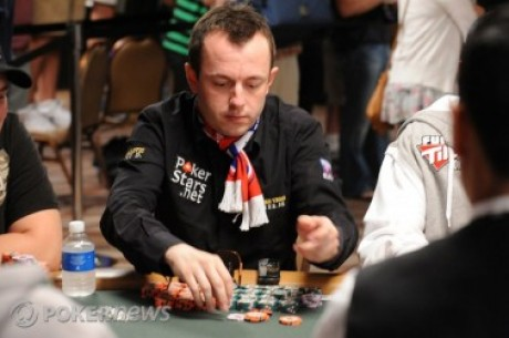 Martin Hruby vs Dag Palovic i en Heads-Up utmaning med propbet