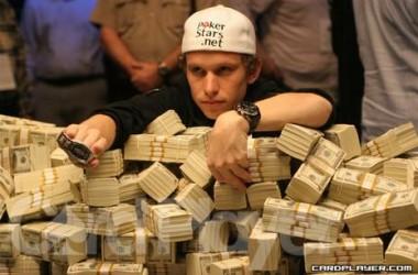Peter Eastgate의 WSOP 메인 브레이슬릿의 행방