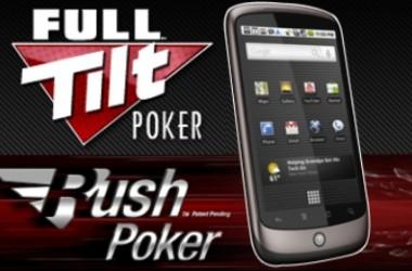Нямате време - вземете си Rush Poker Mobile с вас!