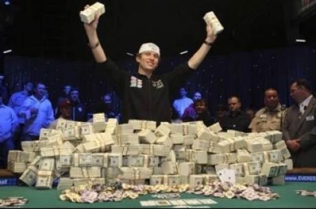 Peter Eastage sitt WSOP armbånd ble solgt for $147.500 på Ebay
