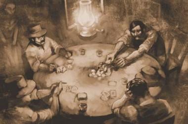 Istorijos kampelis: Pokeris Senuosiuose Vakaruose