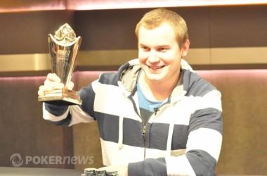 Kent Lundmark vinner PokerStars EPT Barcelona 2010