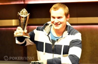 PokerStars European Poker Tour - Ken Lundmark Vence em Barcelona