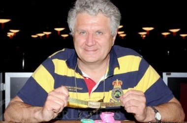 Константин Пучков третий на турнире в Барселоне!