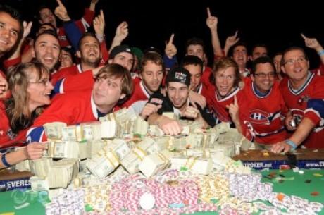 2010 World Series of Poker: spotkanie z Mistrzem WSOP Jonathanem Duhamelem część II