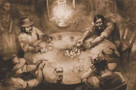 Уголок истории: Покер на Диком Западе
