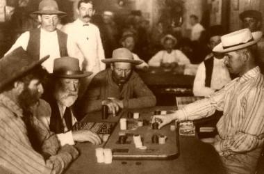 Kącik historyczny - Poker na Dzikim Zachodzie