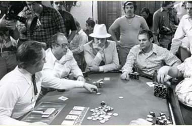 Istorijos kampelis: Įdomios pokerio istorijos