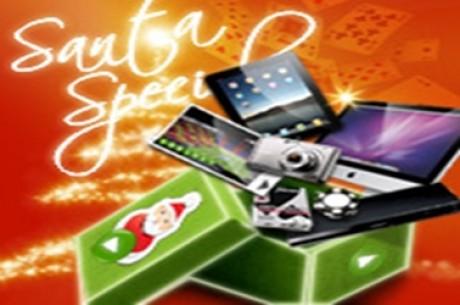 Unibeti Santa Special - suurepärane promo turniirimängijatele