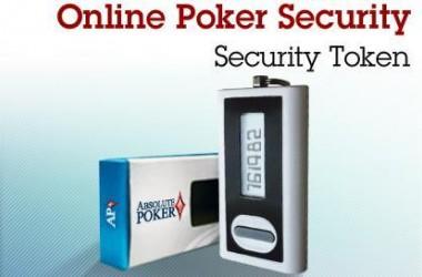 Nové bezpečnostní tokeny na UB a Absolute Pokeru