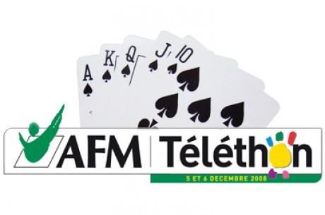 Poker Solidaire : tour de France des tournois Pokerthon 2010 (3-5 décembre)