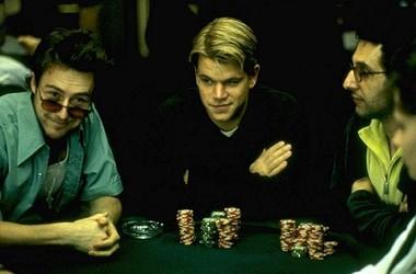 Niezbyt serio: poker w filmach